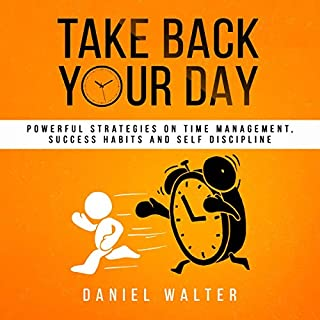 Take Back Your Day audiobook cover art