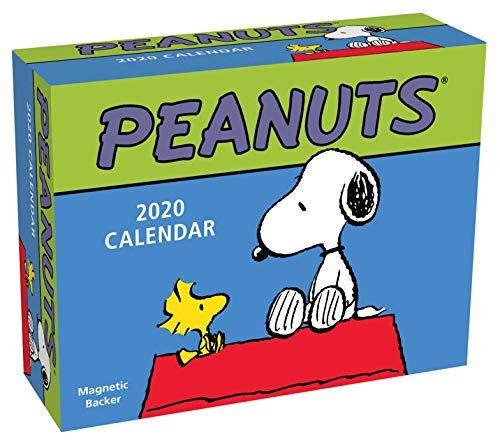 Peanuts Worldwide LLC: Peanuts 2020 Mini Day-to-Day Calendar
