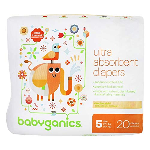 Babyganics Baby Diapering Products - Best Reviews Tips