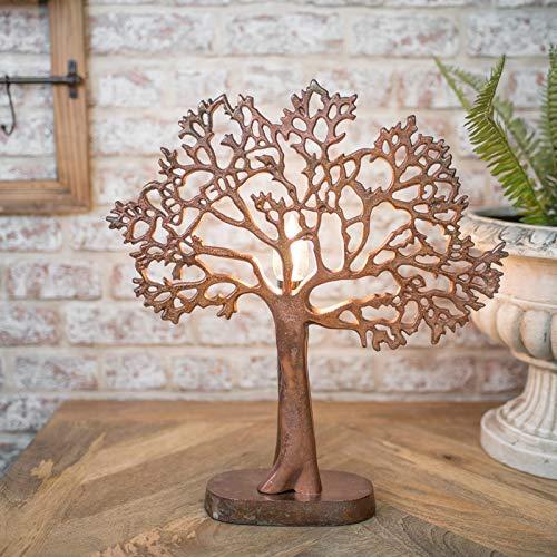 Melody Maison - Lampada a forma di albero della vita in rame