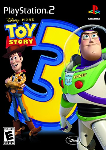 Toy Story 3 The Video Game - PlayStation 2 (Renewed)