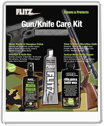 Flitz KG 41501 Mixed Knife and Gun Care Kit
