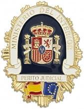 Albainox 9260 badge, uniseks, volwassenen, meerkleurig, eenheidsmaat