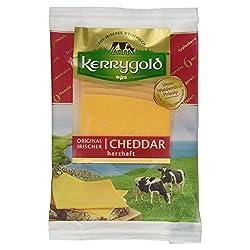 Kerrygold Original Irischer Cheddar herzhaft in Scheiben, 150g