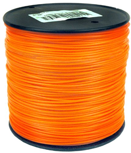 Maxpower 333695 Residential Grade Round .095-Inch Trimmer Line 855-Foot Length,Orange