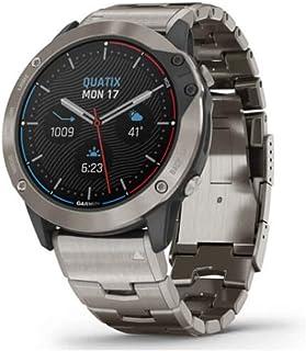 Garmin - Reloj Garmin QUATIX 6X Solar 010-02157-31