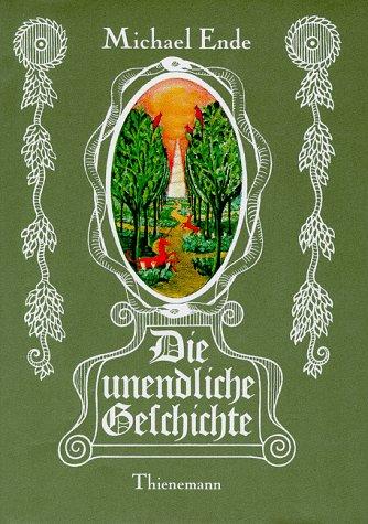 Die unendliche Geschichte: Von A bis Z (German Edition)