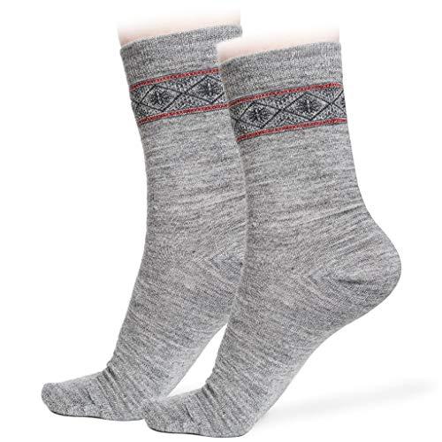 Alpaca Wool Socks for Men & Women