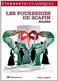 Les fourberies de Scapin de Molière (2009) Broché