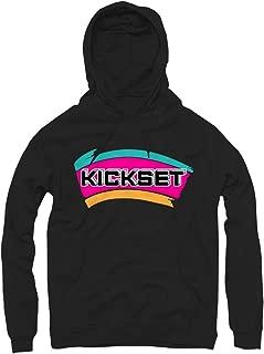 South Beach 8 Kickset Black Hoodie to Match Jordan 8 South Beach Sneakers