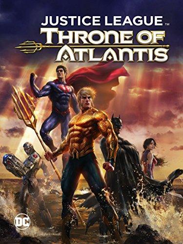 Justice League: Throne of Atlantis [OV]
