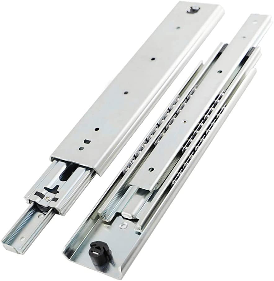 ZHLT OFFer 1 Pair 2 Pieces Heavy Drawer Extension Duty Full Slide Some reservation