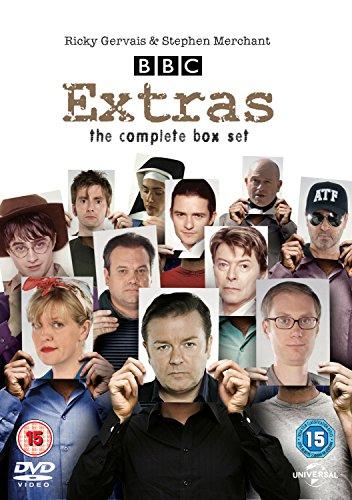 Extras: The Complete Collection (5 Dvd) [Edizione: Regno Unito] [Reino Unido]