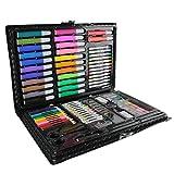 Créateur de génie EC4019 Lot de 86 Mallettes de coloriage, PP, Multicolore, 34,3 x 3,8 x 26 cm
