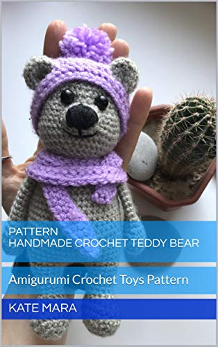 15 Crochet Teddy Bear Patterns | 500x314