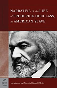 Paperback Narrative of the Life of Frederick Douglass, an American Slave (Barnes & Noble Classics) Book