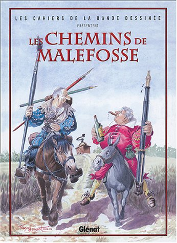 Les Cahiers de la BD, tome 3 : Les Chemins de Malefosse