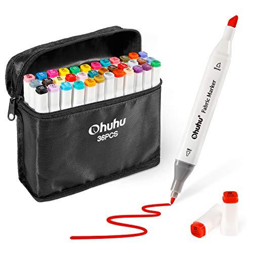 Best fabric colour pens