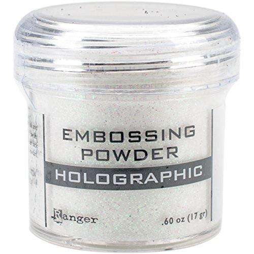 Ranger EPJ00-709 Embossing Powder .60oz, Holographic