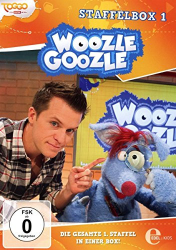 Woozle Goozle - Box 1 (2 DVDs)