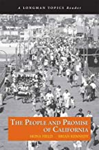 People and Promise of California, The (A Longman Topics Reader): 1st (First) Edition