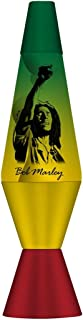 Bob Marley Rasta Power Lava Lamp