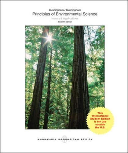 Download Principles of Environmental Science 0071314946