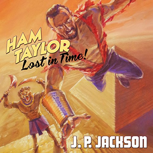Ham Taylor audiobook cover art