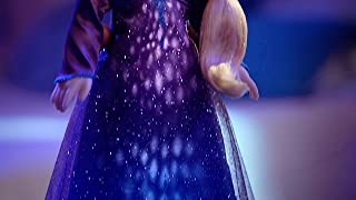 "Disney Frozen 2 Elsa Musical Doll Sings ""Into the Unknown"" & Says 14 Film Phrases, Dress Lights Up"