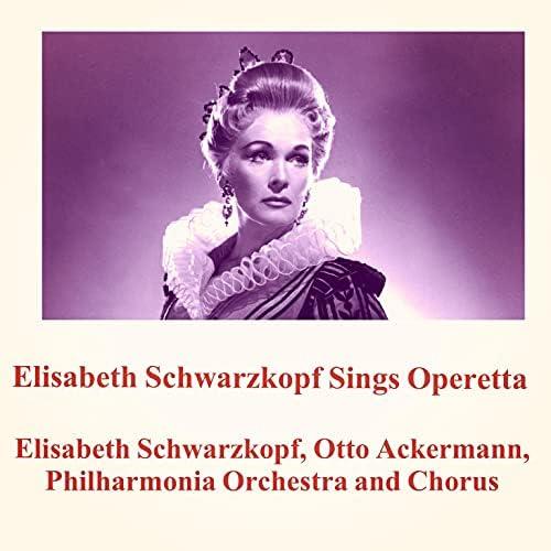 Elisabeth Schwarzkopf, Otto Ackermann & Philharmonia Orchestra & Chorus