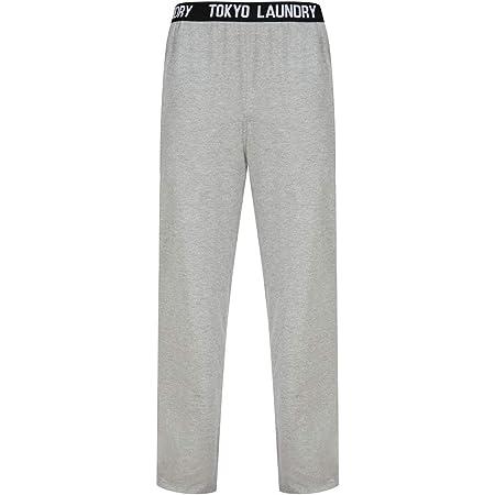 Tokyo Laundry Mens Loungewear Comfort Pyjama Bottoms