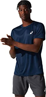 ASICS Men's 2011C341-401_XL T-Shirt, Navy