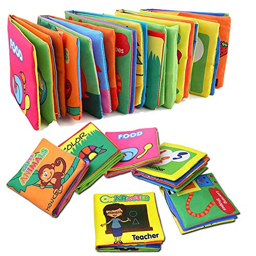 Here Fashion Soft Activity Book (Set of...