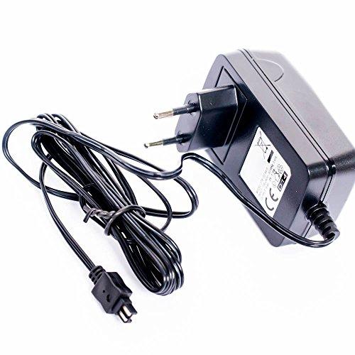 roxs Alimentatore di rete 110–240V per Sony DCR HC51E
