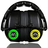 ClearArmor 141001 Shooters Hearing Protection Safety Ear Muffs...