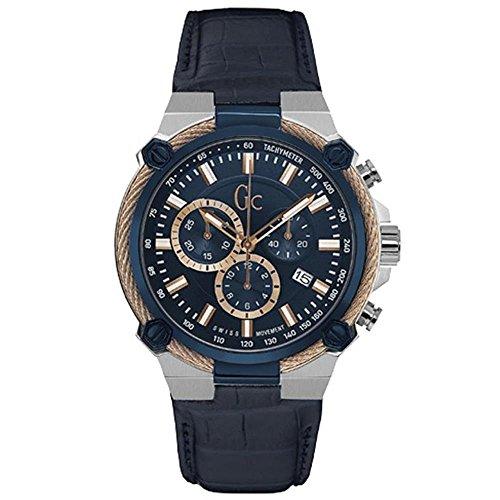 Gc Y24001G7 Reloj de Hombres