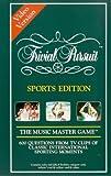Trivial Pursuit-Sports Edition [Reino Unido] [VHS]