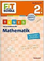 FiT FUeR DIE SCHULE. Tests mit Lernzielkontrolle. Mathematik 2. Klasse