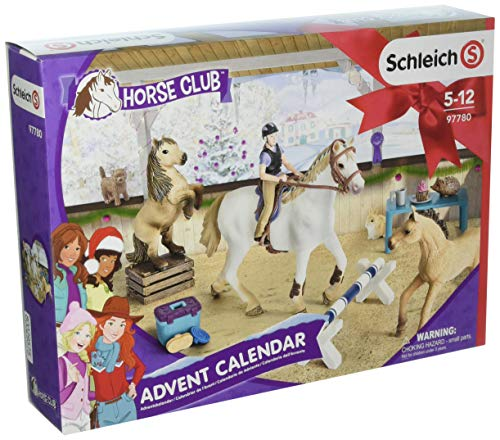 Schleich 97780 - Horse Club Adventskalender 2018