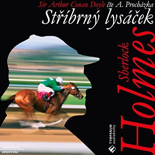 Stříbrný lysáček (Sherlock Holmes 10) audiobook cover art