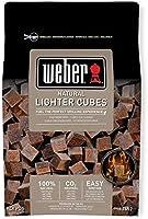 Weber Tändkuber, (48 ST)