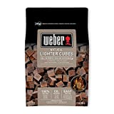 Weber® Anzündwürfel braun, ökologisch, 48 Stück