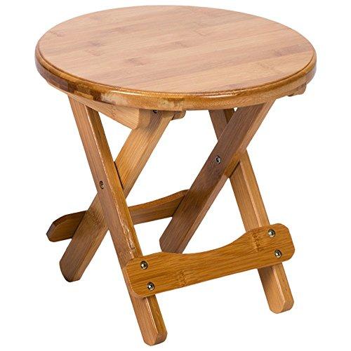 Tabouret pliant/portable Mazar extérieur tabouret de pêche/petit tabouret chaise/diamètre 23.5 / 27cm (taille : 27 * 27cm)