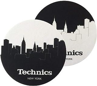 Technics - Alfombrilla para tocadiscos, diseño de Nueva York ...