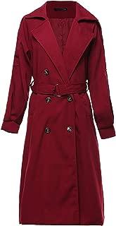Best full length red trench coat Reviews