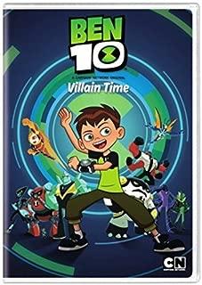 CN: Ben 10: Villain Time – S1 V1 (DVD)
