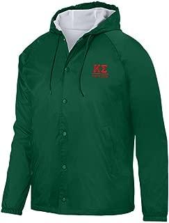 Kappa Sigma Hooded Coach's Jacket