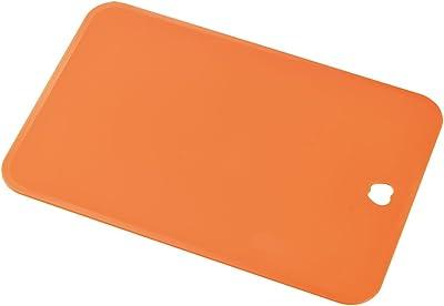 下村工業 日本製 キッチン アラモード ソフトまな板 オレンジ 食洗機 対応 KMM-01O 新潟 燕三条製