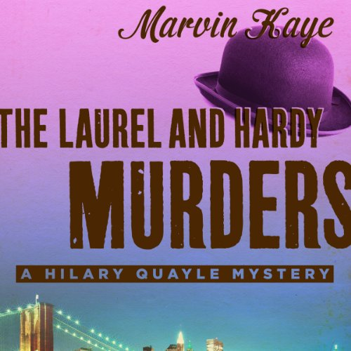 The Laurel and Hardy Murders                   By:                                                                                                                                 Marvin Kaye                               Narrated by:                                                                                                                                 Dina Pearlman                      Length: 6 hrs and 26 mins     2 ratings     Overall 3.0