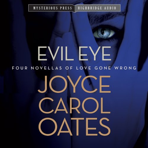 Evil Eye audiobook cover art